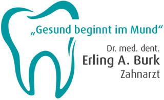 Zahnarzt in Wesel am Rhein – Dr. med. dent. Erling Burk Logo